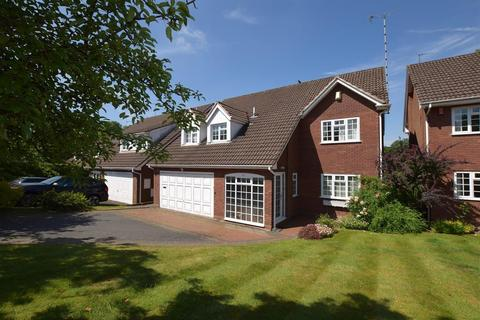 4 bedroom detached house for sale - Park Avenue, Solihull, B91 3EJ