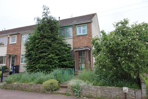 2 bedroom end of terrace house for sale - Heathcote Road, Staple Hill, Bristol, BS16 5SS