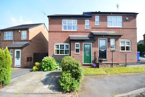 3 bedroom semi-detached house for sale - **NEW** Charlestown Grove, Meir Park, ST3 7WL