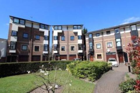 4 bedroom terraced house to rent - Barnfield Place, Canary wharf, London, E14