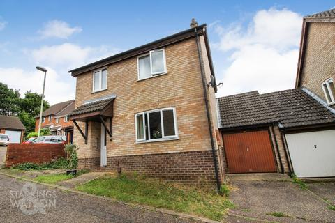 3 bedroom link detached house to rent - Lindford Drive, Eaton, Norwich