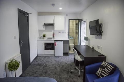 Studio to rent - 123 FORMANS,C4 HMO,RM2