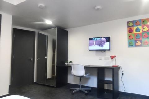 Studio to rent - 57 NORTH -RM2,C4 HMO ENSUITES (OPPOSITE UNIVERSITY)