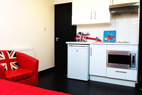 Studio to rent - 17 North Rd,RM7, C4-HMO  NORTH STUDIOS (OPPOSITE UNIVERSITY: REF 17N7)