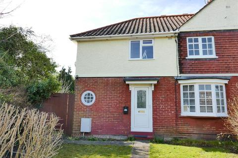 2 bedroom semi-detached house to rent - NR1, Norwich