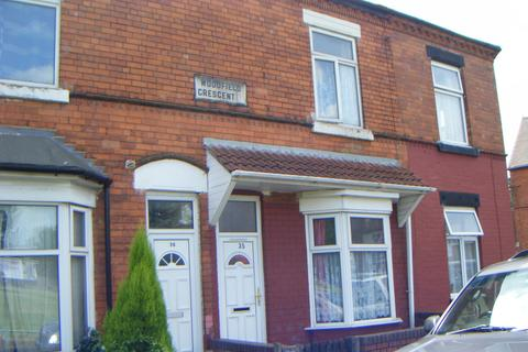 3 bedroom terraced house to rent - Woodfield Crescent, Balsall Heath