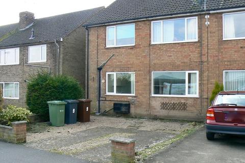 2 bedroom ground floor flat to rent - Wheatfield Road, Lincoln, Lincolnshire. LN6 0PS