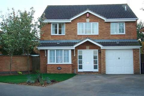 4 bedroom detached house to rent - Edenham Crescent, Reading, RG1