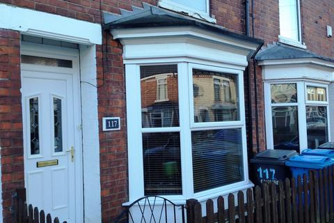 2 bedroom terraced house to rent - Clumber Street, Hull HU5