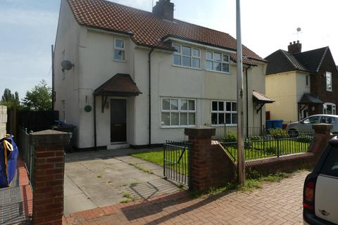 2 bedroom semi-detached house to rent - 1ST Avenue, Hull HU6