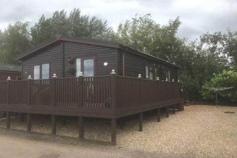 2 bedroom lodge for sale - Holiday Lodge, Floods Ferry Marina Park, Staffurths Bridge, March, PE15 0YP