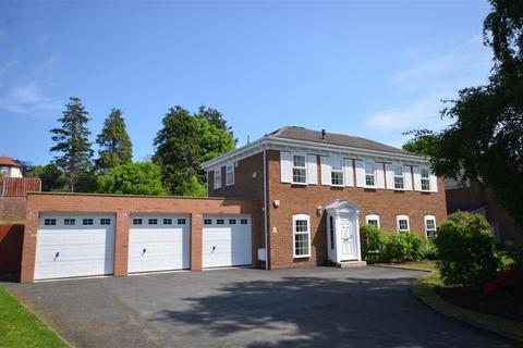 4 bedroom detached villa for sale - 9 Longlands Park, Ayr, KA7 4RJ
