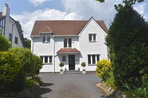4 bedroom detached house for sale - Caswell Road, Caswell, Swansea