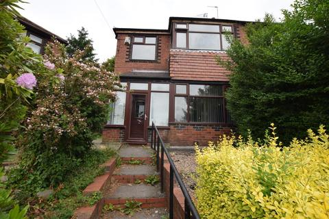 3 bedroom semi-detached house for sale - Bransby Avenue, Blackley, Manchester