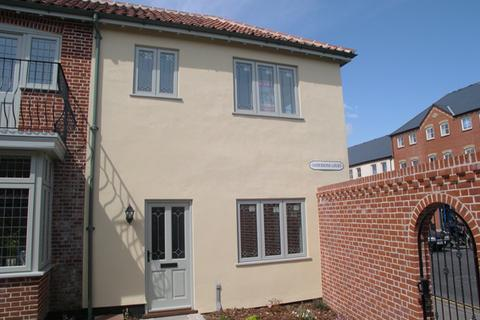1 bedroom terraced house to rent - Andersons Court, Aylsham Road, NORWICH