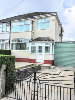 3 bedroom semi-detached house to rent - Westfield Avenue, Liverpool L14 6UZ