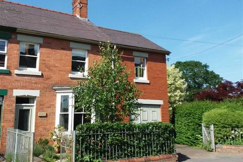 4 bedroom semi-detached house for sale - Clun Road, CRAVEN ARMS, Craven Arms, Shropshire