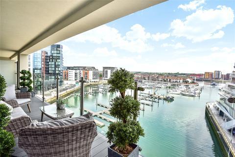 2 bedroom flat for sale - Alexandra Wharf, 2 Maritime Walk, Southampton, SO14