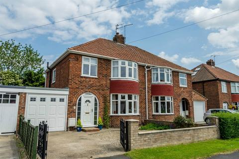 3 bedroom semi-detached house for sale - Rawcliffe Croft, Rawcliffe, YORK