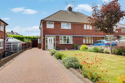 3 bedroom semi-detached house for sale - Oldhill Close, Talke Pits, Stoke-on-trent