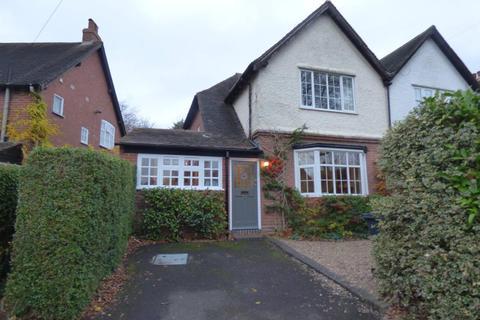 3 bedroom semi-detached house to rent - High Brow, Harborne, Birmingham, West Midlands, B17 9EN