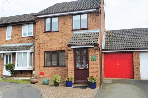 3 bedroom semi-detached house for sale - Brashland Drive, Northampton