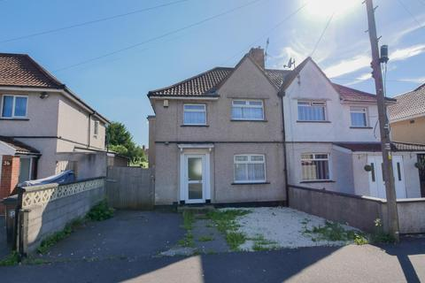 3 bedroom semi-detached house for sale - Bantry Road , Knowle, Bristol, BS4 1JU