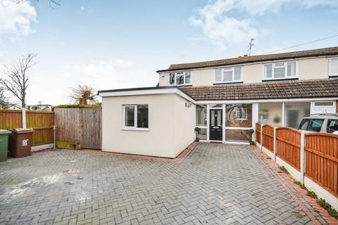 3 bedroom semi-detached house for sale - Fen Close, Upminster