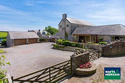 5 bedroom farm house for sale - Clemenstone, Vale Of Glamorgan, CF71 7PZ