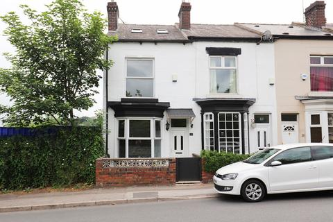 3 bedroom end of terrace house for sale - Archer Road, Millhouses