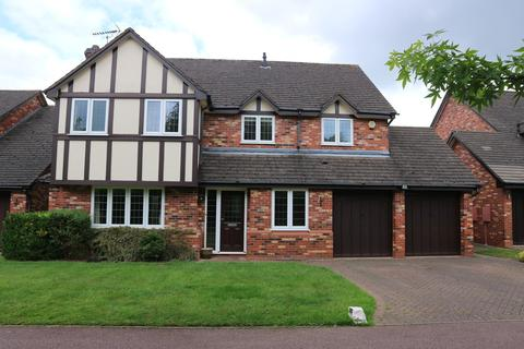 4 bedroom detached house to rent - Woodstock Crescent, Dorridge