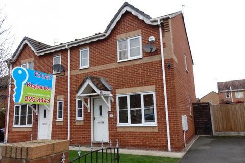 3 bedroom semi-detached house to rent - Fincham Road, Dovecot, Liverpool, L14