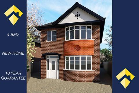 4 bedroom detached house for sale - Brassington Road, Heaton Mersey