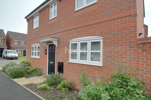 3 bedroom detached house for sale - Fielders Drive, Scraptoft