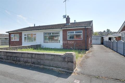 2 bedroom bungalow for sale - St Andrews Drive, Kidsgrove, Stoke on Trent