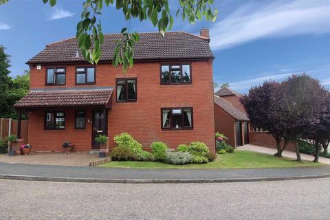 4 bedroom detached house for sale - Collinsons, Ipswich