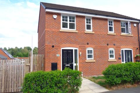 2 bedroom semi-detached house for sale - Celia Street, Crumpsall, Manchester, M8