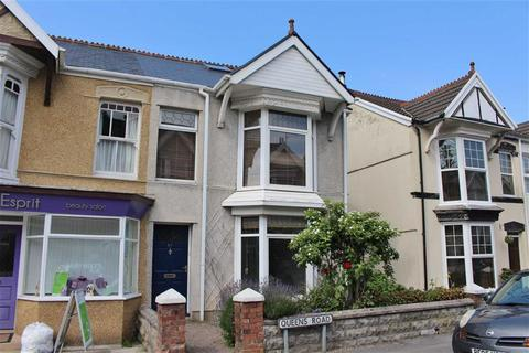 3 bedroom semi-detached house for sale - Queens Road, Mumbles