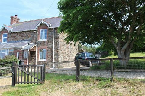 3 bedroom semi-detached house for sale - Taw View, Umberleigh