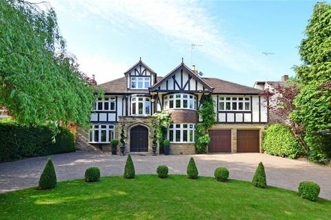 5 bedroom detached house for sale - Willow End, 26, Whirlow Park Road, Sheffield, S11