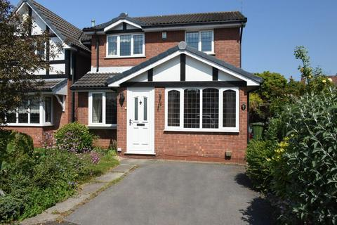 3 bedroom detached house for sale - Tudor Close, Rudheath