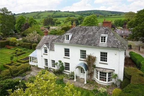 5 bedroom house for sale - Weir House, Bucknell, Shropshire