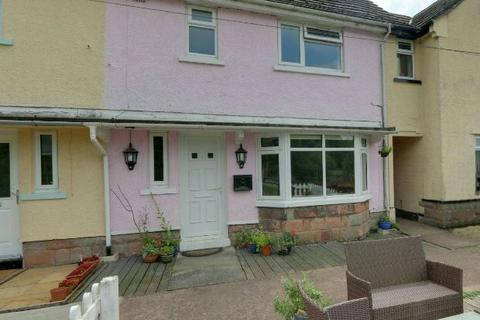 3 bedroom terraced house for sale - Highbury Terrace, Redbrook, Monmouth