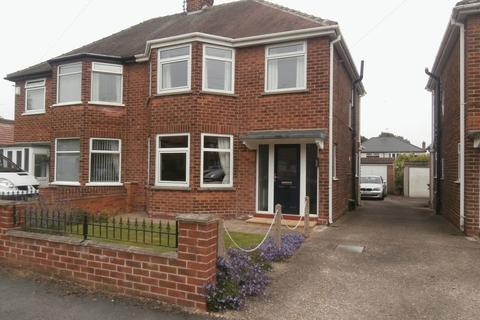3 bedroom semi-detached house for sale - Thornwick Avenue, Willerby