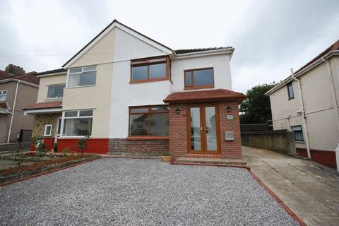 3 bedroom semi-detached house for sale - 18 Chestnut Road, Neath, SA11 3PB
