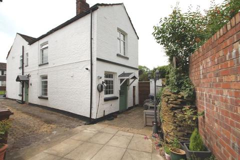 3 bedroom cottage for sale - Smithy Green, Woodley