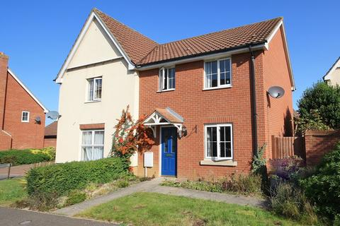 3 bedroom house to rent - Bishy Barnebee Way, Threescore, Norwich