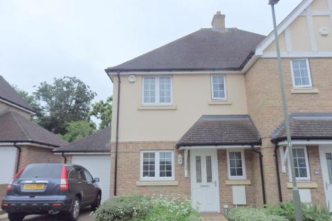 3 bedroom semi-detached house to rent - Whitebeam Close, Epsom