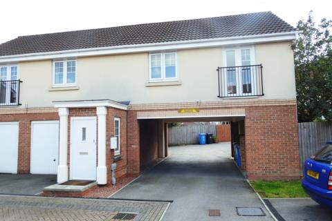 1 bedroom apartment to rent - Woodheys Park, Kingswood, HU7