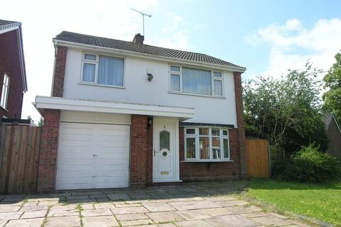 3 bedroom detached house for sale - Buchanan Close, Walsall